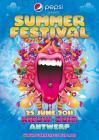 Nieuws thumbnail: Summerfestival 2011: The best way to start your summer !