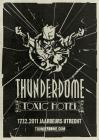 Nieuws thumbnail: Thunderdome Toxic Hotel: Athem Art of Fighters