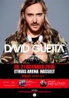Nieuws thumbnail: David Guetta Listen 2016 Tour