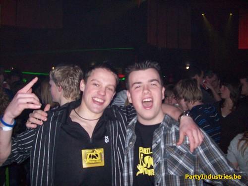 Foto van Dmitri Maximov, Steff Verstappen op Beer Challenge 2008 (240785)