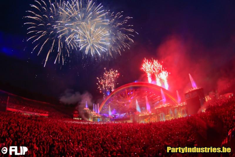 Foto van Tomorrowland 2010 - day 1 (345663)