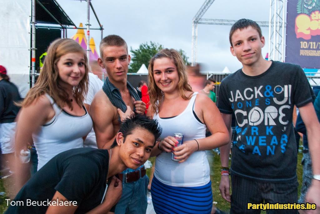 Foto van A Larissa De Caluwaert op Summerfestival 2012 (429537)