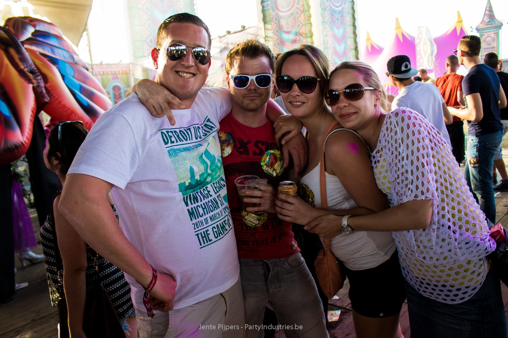Foto van Daydream Festival 2015 - Dream With Your Eyes Open (539185)