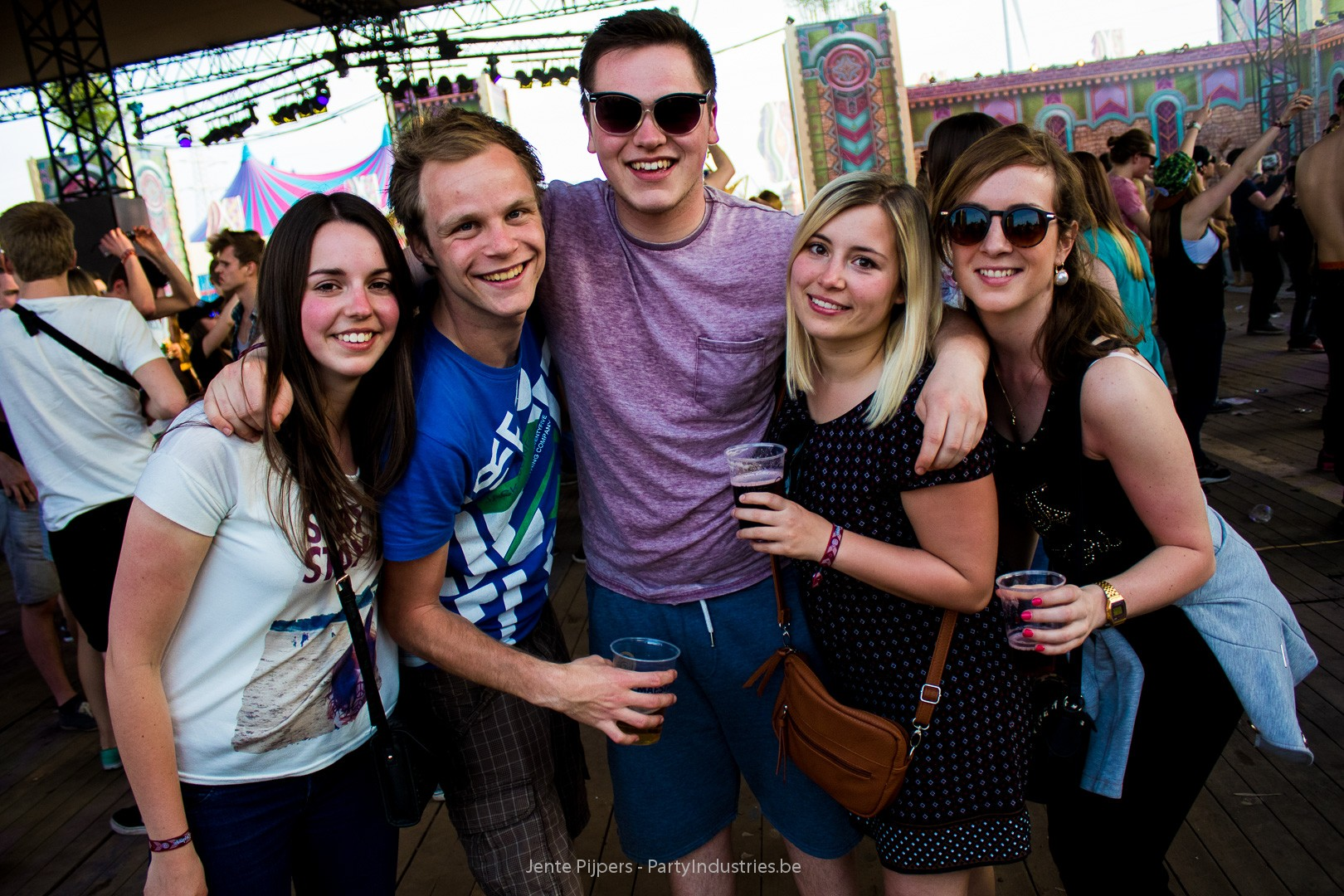 Foto van Daydream Festival 2015 - Dream With Your Eyes Open (539192)
