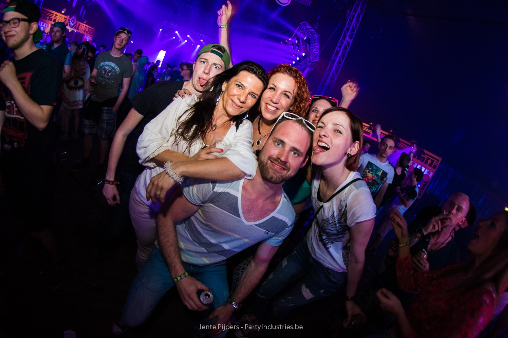 Foto van Daydream Festival 2015 - Dream With Your Eyes Open (539258)