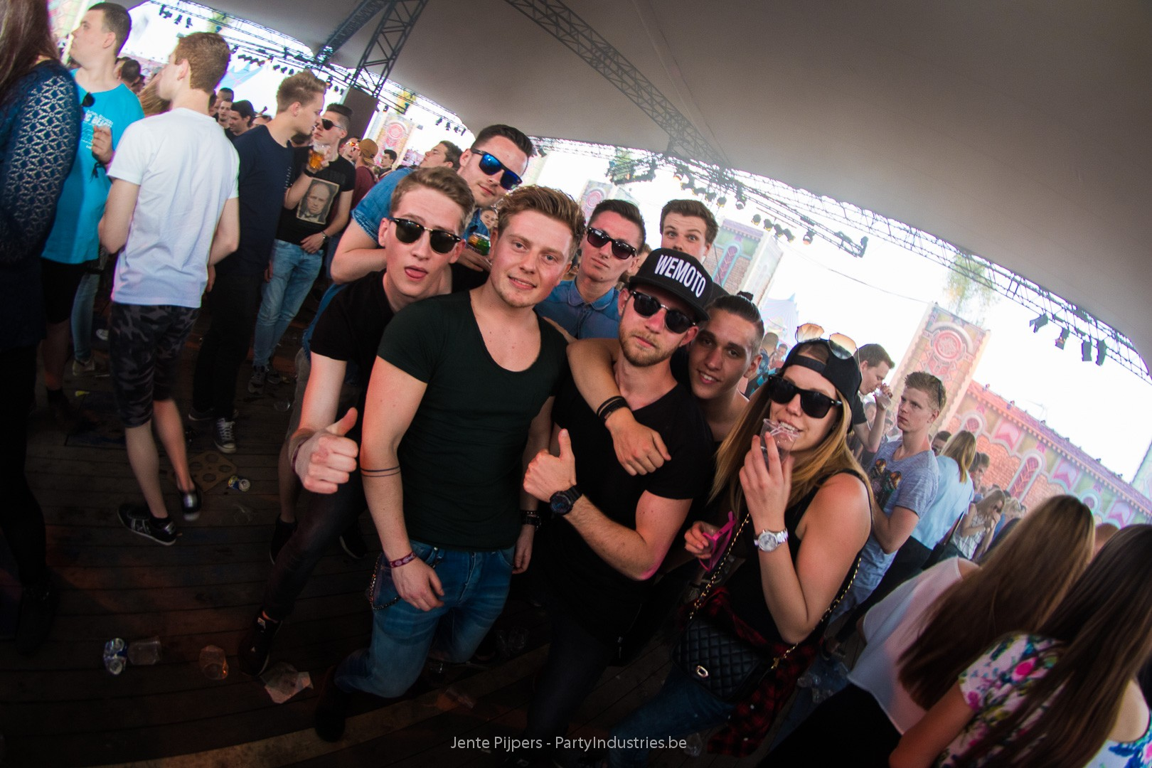 Foto van Daydream Festival 2015 - Dream With Your Eyes Open (539278)