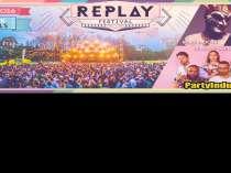 Foto's van Replay festival