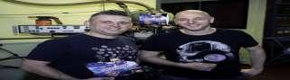 Nieuws: DJ Jan Vervloet & DJ Ward - 'Afflitto'