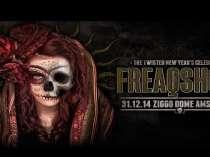 Trailer  FREAQSHOW 2014  Anthem | Da Tweekaz - Celebration of Sin