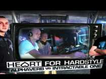 Release  Alphaverb vs Intractable One - Heart for Hardstyle 76 LIVE (Official Videoclip)