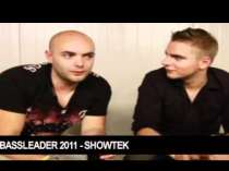 Interview Bassleader 2011 - Showtek