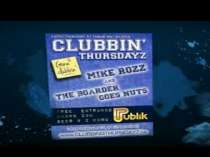 Trailer Clubbin' Thursdayz @ Club Publik Antwerp