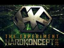 Release Toneshifterz - The Experiment (HardKoncept 2012 Anthem)