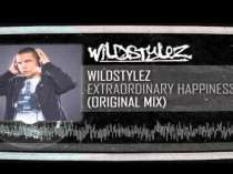 Release Wildstylez - Extraordinary Happiness 2012